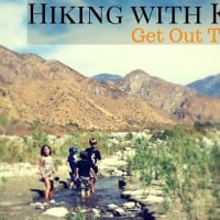 Hiking with Kids...Get out there!