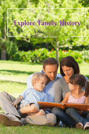 There are creative and budget-friendly ways to explore family history with your kids through travel from family trees to cultural events around town.