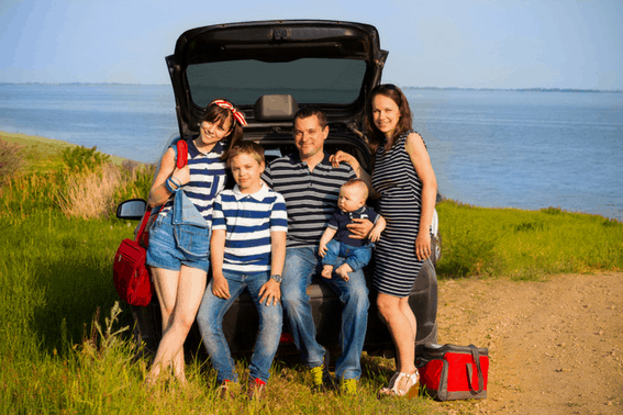 Tips on Traveling as a Large Family