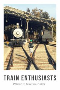 Where To Take Your Train Enthusiast Kid 1