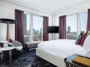 langham place midtown hotels for families