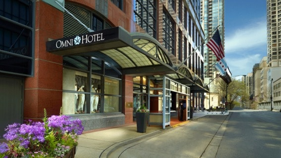 Omni Hotel Chicago Downtown Best Kid-Friendly Hotels in Chicago