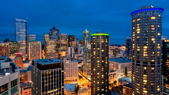 westin kid friendly hotels in Seattle