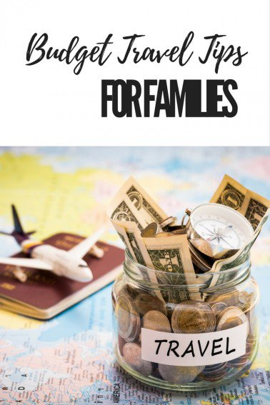 cheap travel tips for families