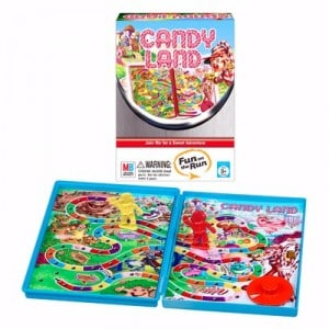 travel candyland kids