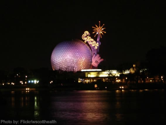 Epcot Center Orlando, FL