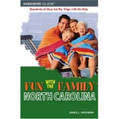 "North Carolina with kids : ""Fun with the Family in North Carolina"""