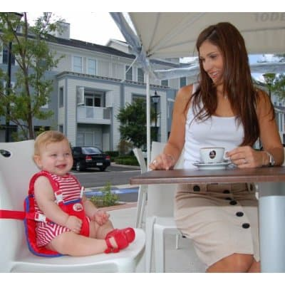 The Steal Win Most Portable Travel High Chair