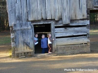 cades cove knoxville, TN
