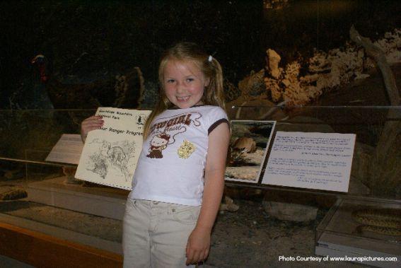 national parks contest junior rangers