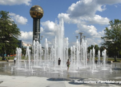 worldsfair knoxville, TN