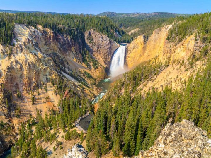 5 Family Friendly Hikes in Yellowstone