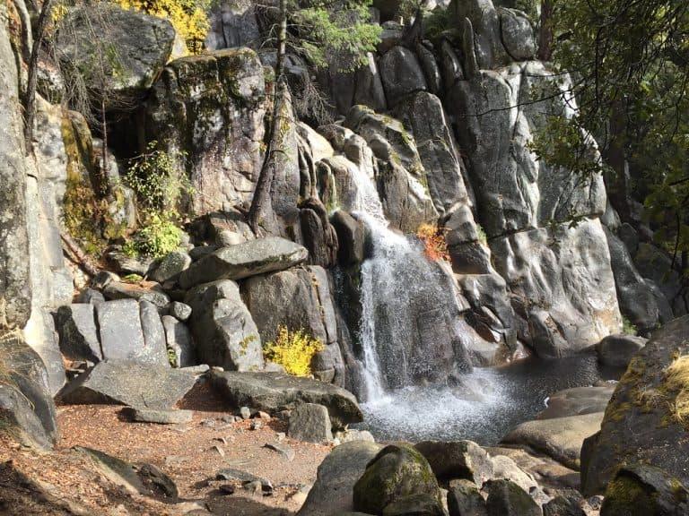 Lower Chilnualna Falls