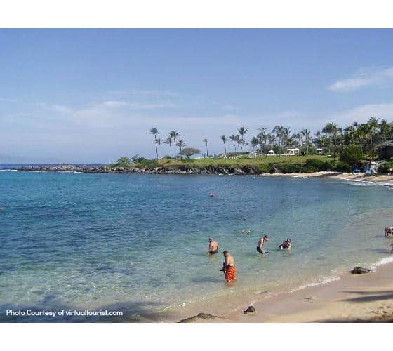 Kapaula Bay, Maui