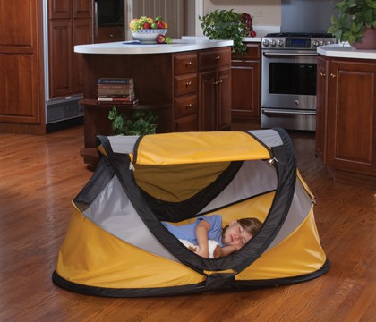 kidco peapod tent & Monday Madness: Win a Kidco Peapod Tent - Trekaroo