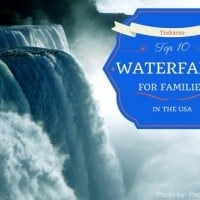 TOP 10 waterfalls