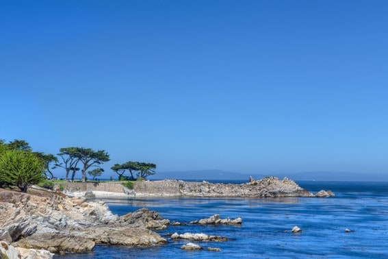 A day at the beach is one of the best things to do in Monterey with kids