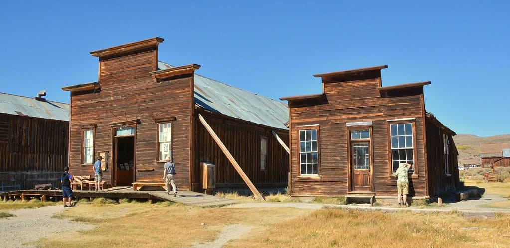 bodie ghost town photo