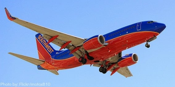 Southwest most kid friendly airlines