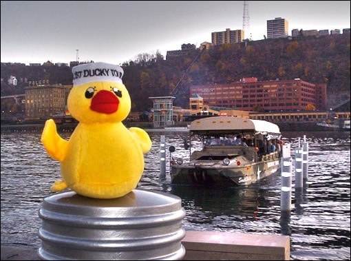 just ducky pittsburgh