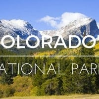 Colorado's National Parks- A Guide to Exploring Rocky Mountain, Mesa Verde, Great Sand Dunes, & Black Canyon of the Gunnnison with Kids