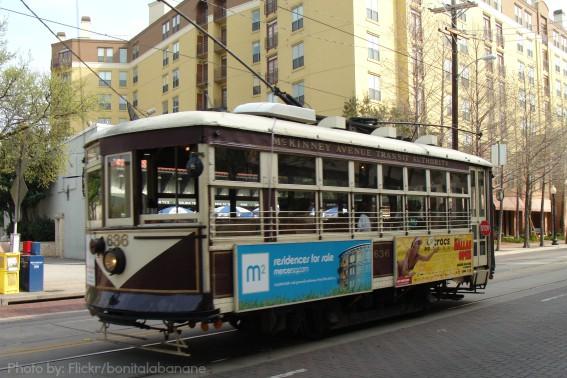 Dallas McKinley Trolley