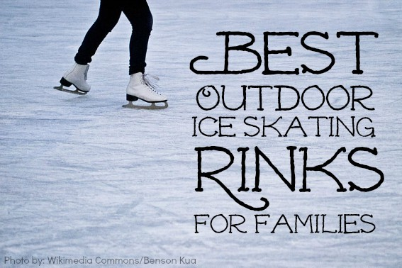 best ice skating rinks for families