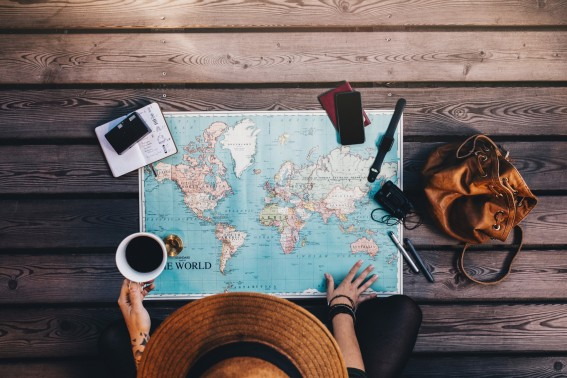 Extended World Travel with Kids