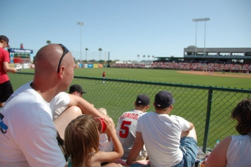 Spring Training Getaways