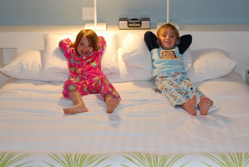 Kid Friendly Hotel Room