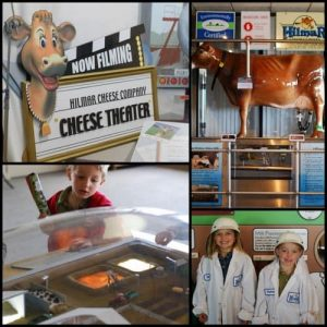 Modesto Hilmar Cheese Factory