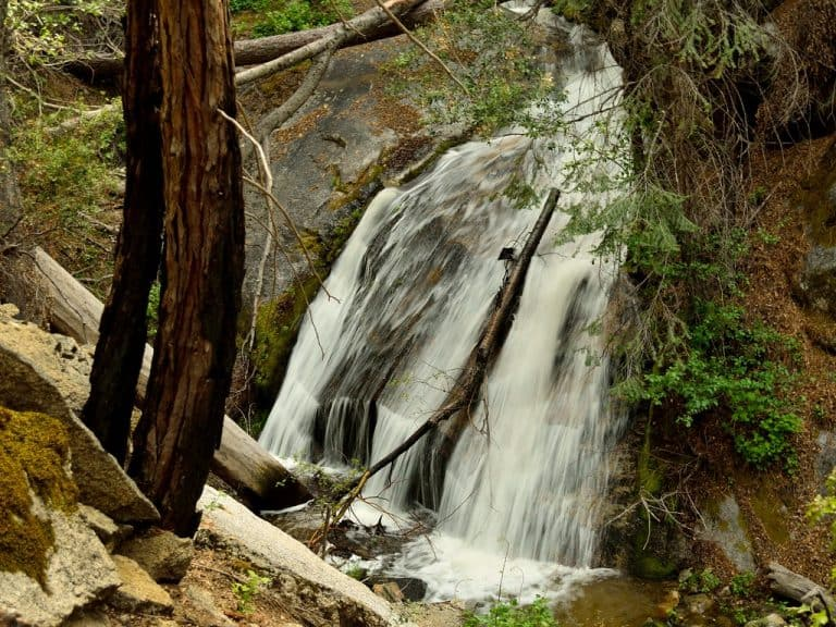 Sheep Creek Cascade