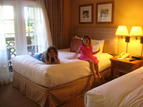 Arizona Grand Resort with kids
