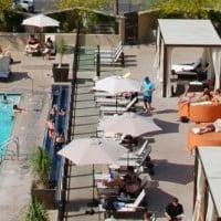 Hyatt Suites Palm Springs pool