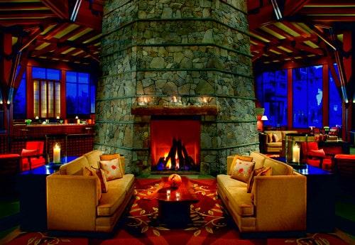Living Room - Night Horizontal