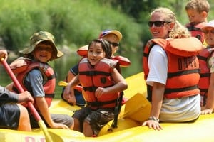 Best River Rafting Trips with Kids 1