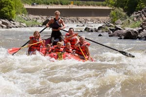 Best River Rafting Trips with Kids 2