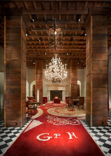 Glam it up in New York City at the Gramercy Park Hotel 1
