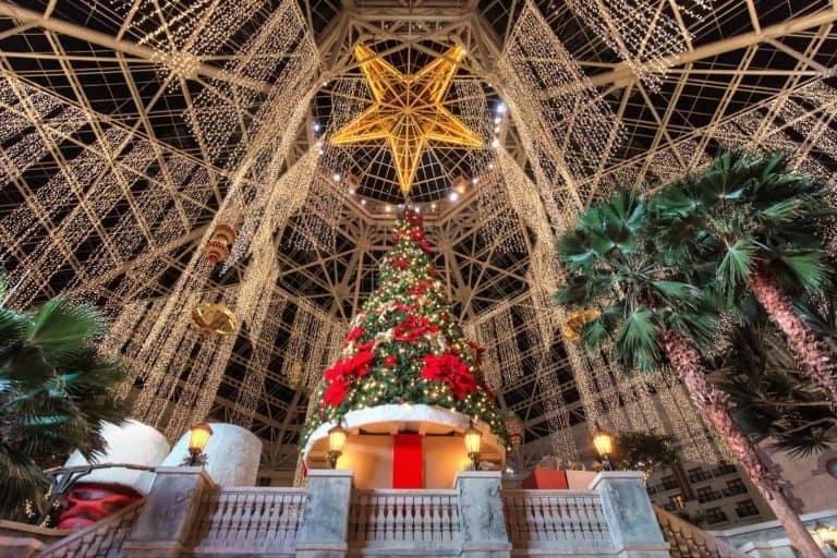 Christmas Getaways in Texas