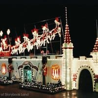 Christmas at Storybook Land