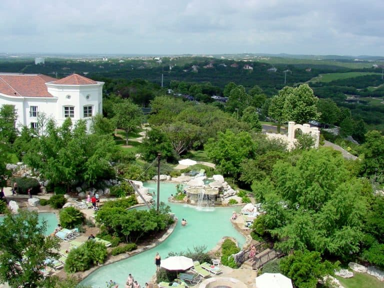 Christmas Resorts in Texas