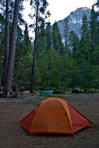 SCORE CAMPSITES IN YOSEMITE NATIONAL PARK