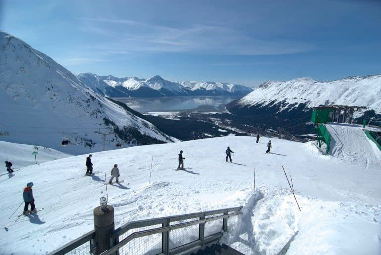 Alyeska Resort near Anchorage is a great stop on an Alaska family vacation