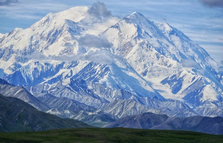 Seeing Denali is one of the best things to do in Denali National Park