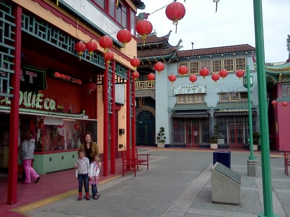 Celebrating Chinese New Year with Kids: Los Angeles Chinatown