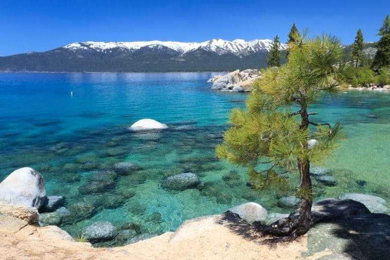 Visiting Lake Tahoe is a great thing to do in Northern California
