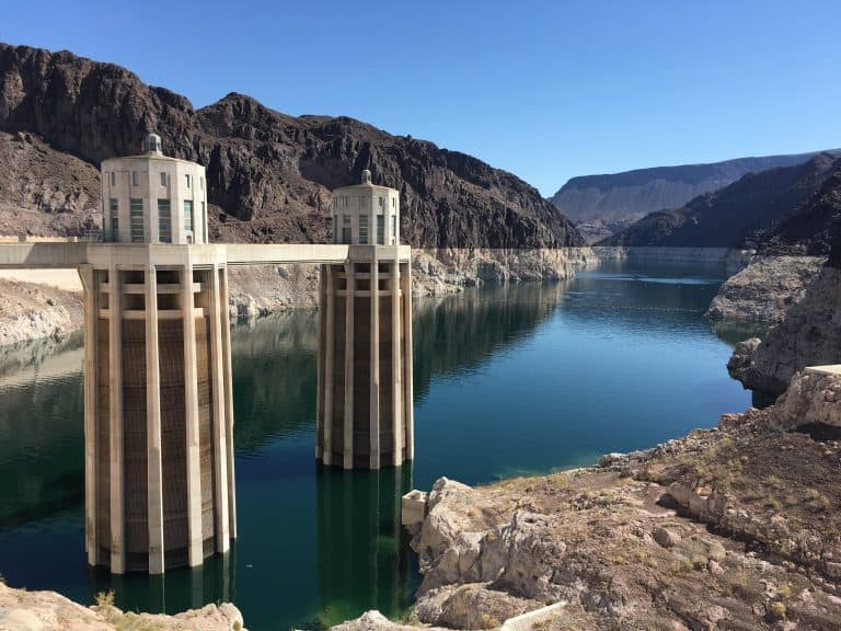 hoover dam places to visit in nevada