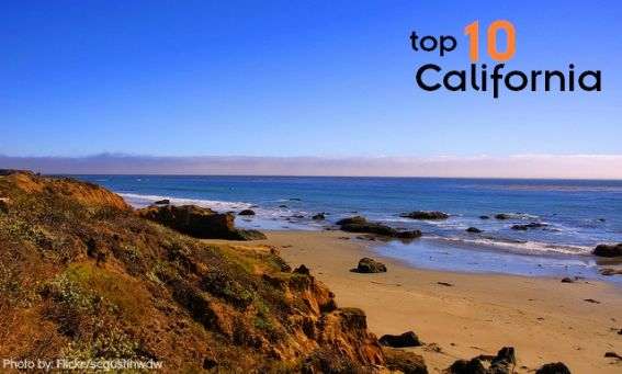 Top 10 Things to do with Kids in California