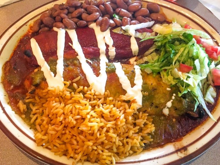 things to do in New Mexico eat in Santa Fe
