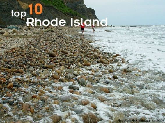 Top 10 things to do with kids in Rhode Island